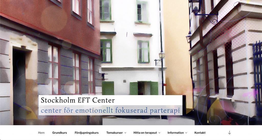 Stockholms EFT center är ett EFT Center i Skandinavien.